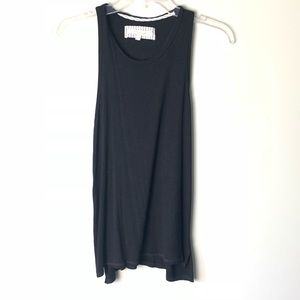 Anthropologie pure + Good tank size small